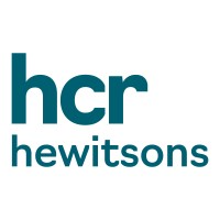 HCR Hewitsons logo