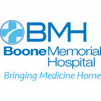 Boone Memorial Hospital logo