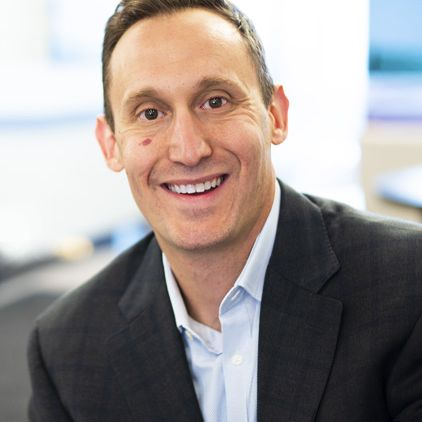 Profile photo of Ted Bloomberg, EVP & COO at HealthEquity