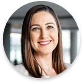 Profile photo of Annie Delgado, Chief Compliance Officer at Upstart