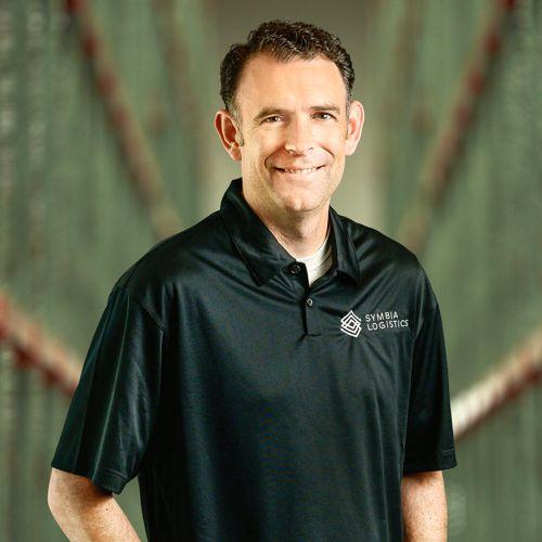 Profile photo of Dillon Demore, CFO at Symbia Logistics