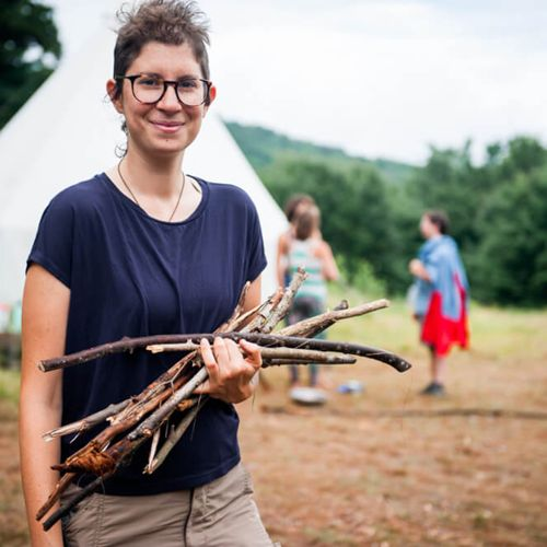 Profile photo of Tori Heller, Red Spruce Assistant Director at Farm & Wilderness Foundation