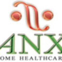 ANX Home Healthcare logo
