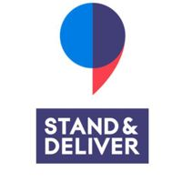 Stand & Deliver logo