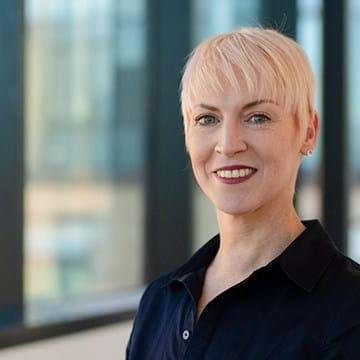 Profile photo of Eilish Henson, SVP, People Leadership & Culture at Wood Mackenzie