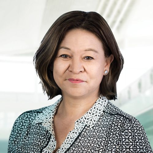 Profile photo of Michelle Lee Guthrie, Independent Director at StarHub