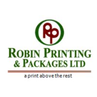 Robin Printing & Packages logo