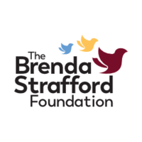 The Brenda Strafford Foundation logo