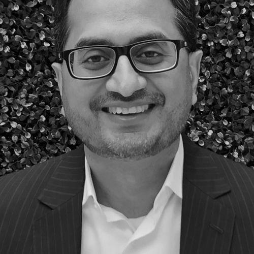 Profile photo of Waheed Hassan, Managing Director at The Blueshirt Group