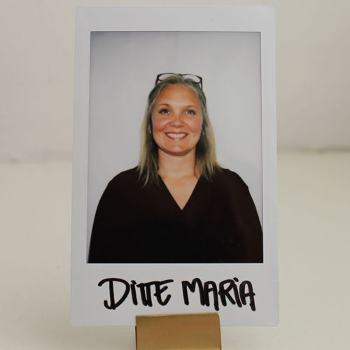 Ditte Maria Andersen-Hoel
