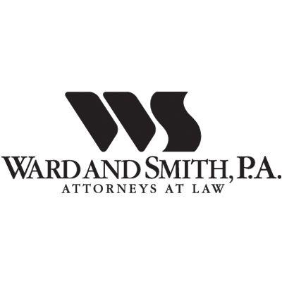 WARD AND SMITH, PA logo