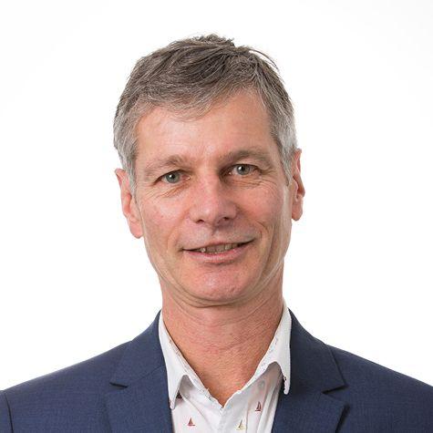 Profile photo of Graeme Tapp, Company Secretary at Fulton Hogan