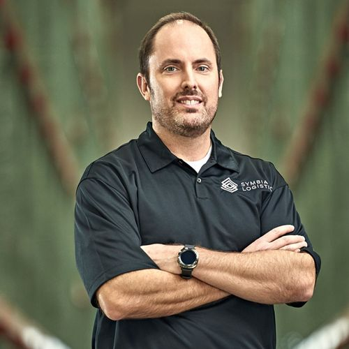 Profile photo of Dan Black, Director of Applications & Warehouse Systems at Symbia Logistics