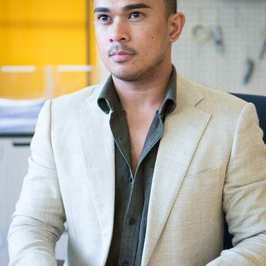 Profile photo of Jet Brillantes, Director, Global Client Services at M. Moser Associates