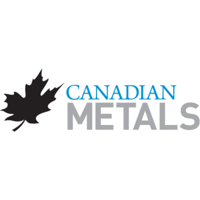 Canadian Metals logo