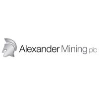 Alexander Mining logo