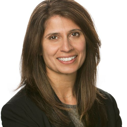 Profile photo of Gita Barry, EVP, General Manager of REAL at Penumbra