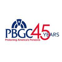 Pension Benefit Guaranty Corpora... logo
