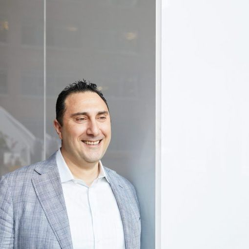Profile photo of Powell Talverdi, Director, Capital Projects at Allied Properties REIT
