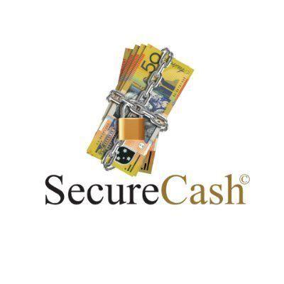 SecureCash logo