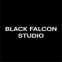 Black Falcon Studio logo