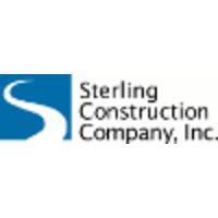 Sterling Construction logo