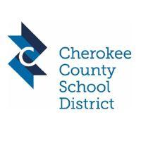 CHEROKEE COUNTY SCHOOL DISTRICT logo