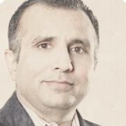 Profile photo of Navaid Mansuri, CFO at Dialogue