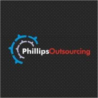 Phillips Outsourcing logo