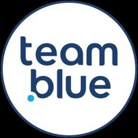 team.blue logo