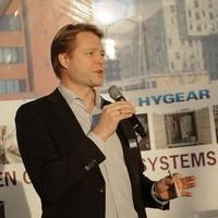 Profile photo of Marinus Van Driel, President of Global Hydrogen Group & President of Xebec Europe at Xebec