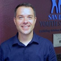 Profile photo of Steven Jella, Associate Executive Director at SAN DIEGO YOUTH SERVICES