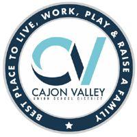 CAJON VALLEY UNION SCHOOL DISTRICT logo