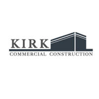 Kirk Commercial Construction logo