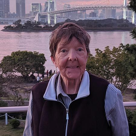 Profile photo of Norma Christian, Management Team at Older Women's Network (NSW)