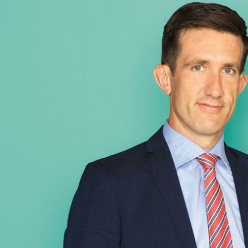Profile photo of Martin Riber Povlsen, Økonomidirektør at Bech-Bruun