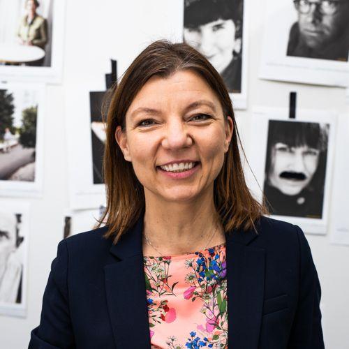 Profile photo of Karin Lintrup, Head of Sustainability at Minc