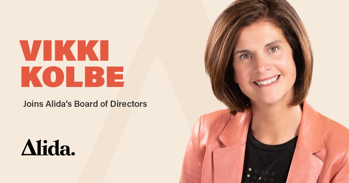 Alida Appoints Vikki Kolbe to Board of Directors, Alida