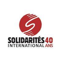 SOLIDARITÉS INTERNATIONAL logo