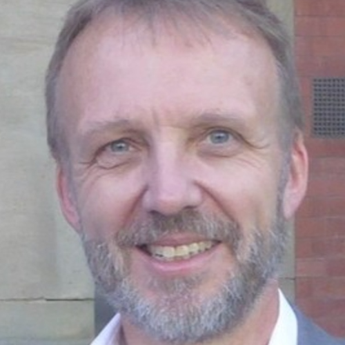 Profile photo of John McHarry, CIO at Kantar