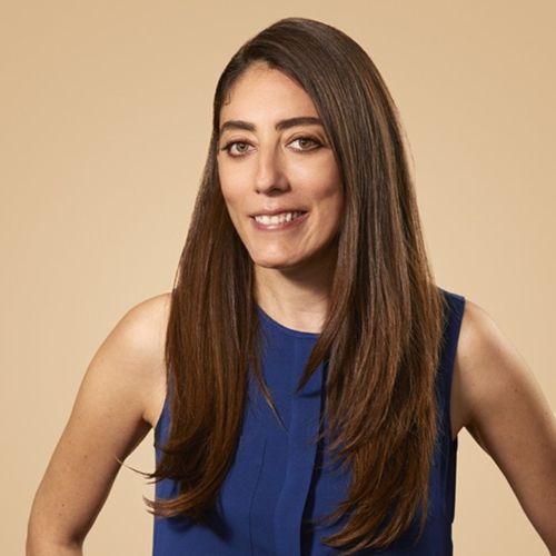 Profile photo of Nicole Kolinsky, Senior Vice President at BerlinRosen