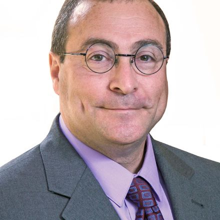 Profile photo of Michael Vardy, Department Chief, Obstetrics and Gynecology at Englewood Hospital