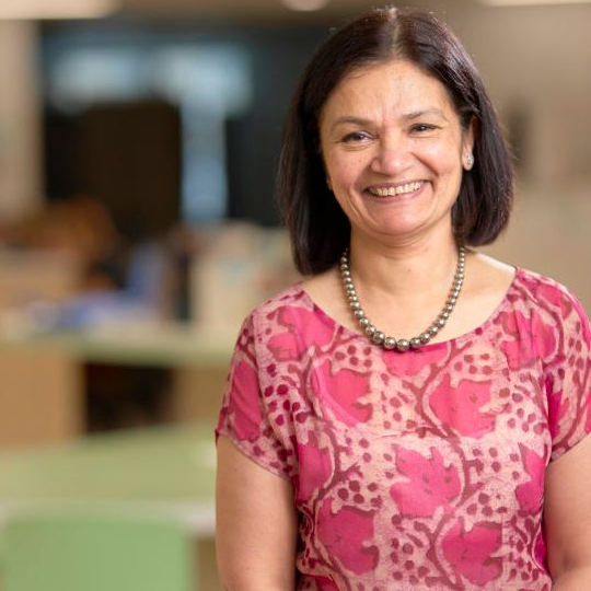 Profile photo of Anjali Dhulia, Chief Medical Officer, Executive Director, Medical Services at Monash Health