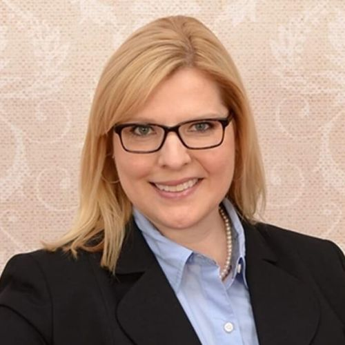 Profile photo of Jennifer Smayda, General Counsel at Kforce