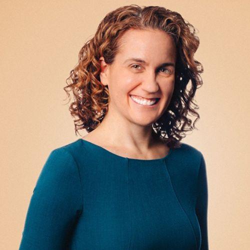 Profile photo of Jen Shykula, Senior Vice President at BerlinRosen