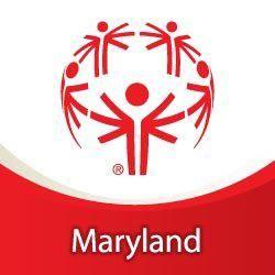 Special Olympics Maryland logo