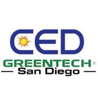 CED GREENTECH SAN DIEGO logo