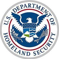 U.S. Department of Homeland Secu... logo