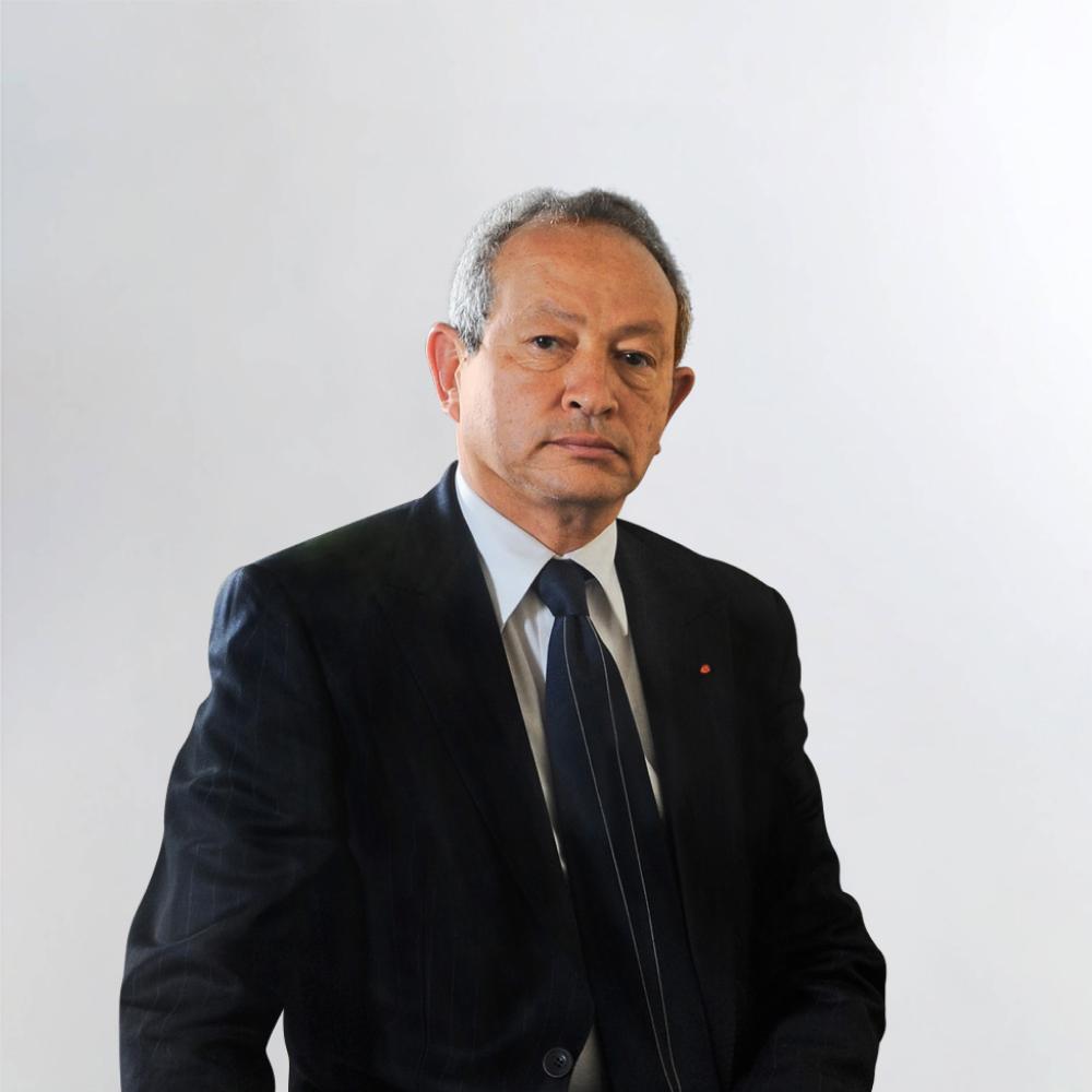 Naguib Sawiris