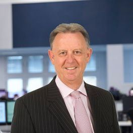 Profile photo of Mark Clare, Board Director at United Utilities